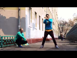 YARUS & LOONY BOY Electro Dance Moscow, Russia - YAK FILMS