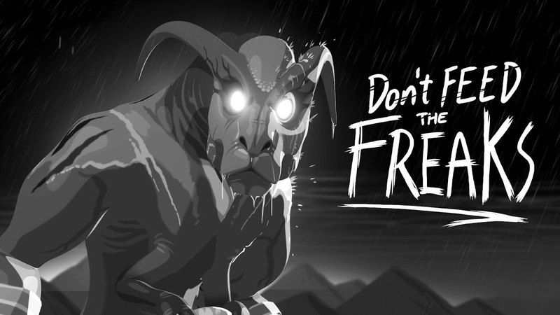 Dont Feed the Freaks | Apocalyptic Animated Short Film (2018)