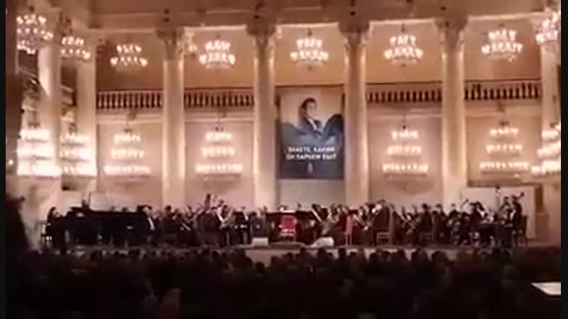 Тамара Гвердцители - Спасибо, Музыка, Тебе (Вечер памяти Иосифа Кобзона 13.11.2018)