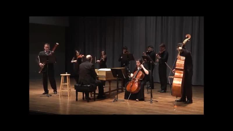 Antonio Vivaldi (1678-1741)_ Bassoon Concerto in g minor, RV 495
