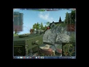 Танки World of Tanks неплохой бой на ОХО Яп Тяж 8 го уровня