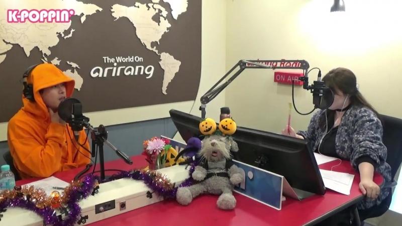 [K-Poppin] 호야 (HOYA)s Full Episode on Arirang Radio!