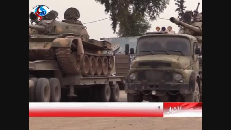 الجيش السوري يستعد لمواجهة النصرة في ريف حماة