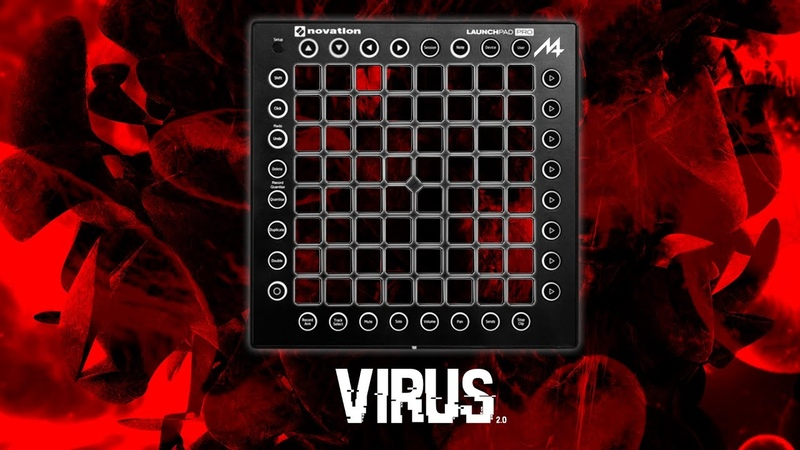Virus 2.0 Download - M4SONIC Tutorial [Launchpad Ableton Push]