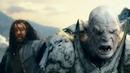 Последняя битва Торина и Азога Хоббит Битва пяти воинств
