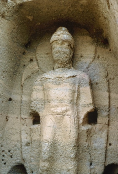 Бамианские статуи Будды, которых мир лишился навсегда Бамианские статуи Будды две гигантские статуи Будды (55 и 37 метров), входившие в комплекс буддийских монастырей в Бамианской долине