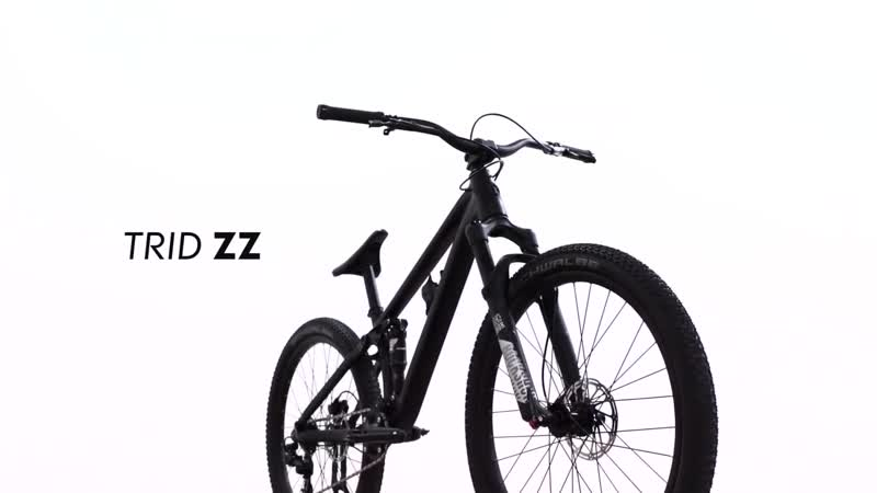Polygon Trid ZZ Slopestyle / Dirt Jump Bike