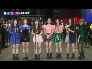 · Interview · 180918 · OH MY GIRL · SBS MTV