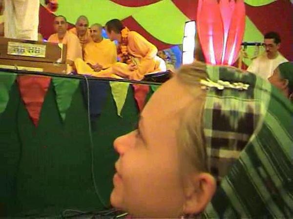 Ниранджана Свами 2004 Дивноморск