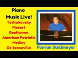 Classical Piano Music LIVE ! (Ballade pour Adeline, Tschaikovsky Piano Concerto No. 1, Mozarts Turkish March ...)