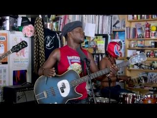 Jupiter  Okwess_ NPR Music Tiny Desk Concert