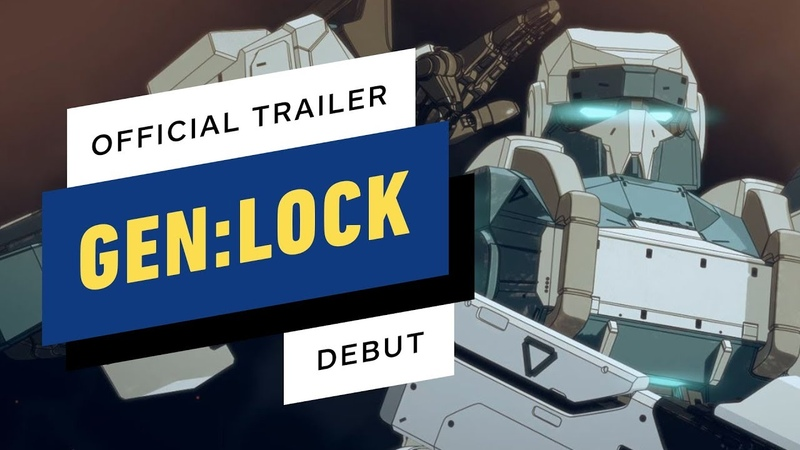Gen:LOCK - Season 1 Trailer