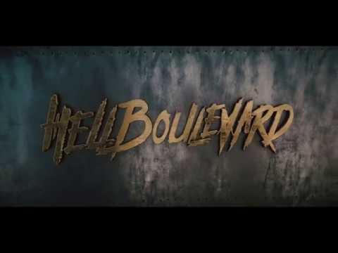 HELL BOULEVARD New album IN BLACK WE TRUST Promo