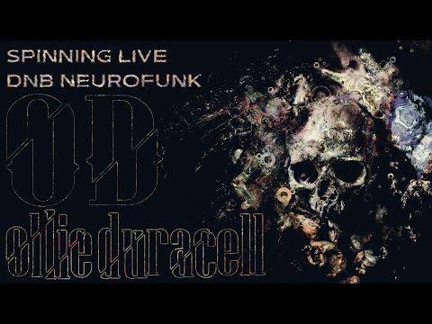 Drum Bass DnB Neurofunk - Wrecked Wednesday Live Stream 26/09/18