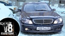 Mercedes Benz W220 S500 оживление легенды. Готовим к кастомизации