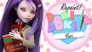 Repaint! Yuri Doki Doki Literature Club! inspired OOAK Custom doll spoiler alert