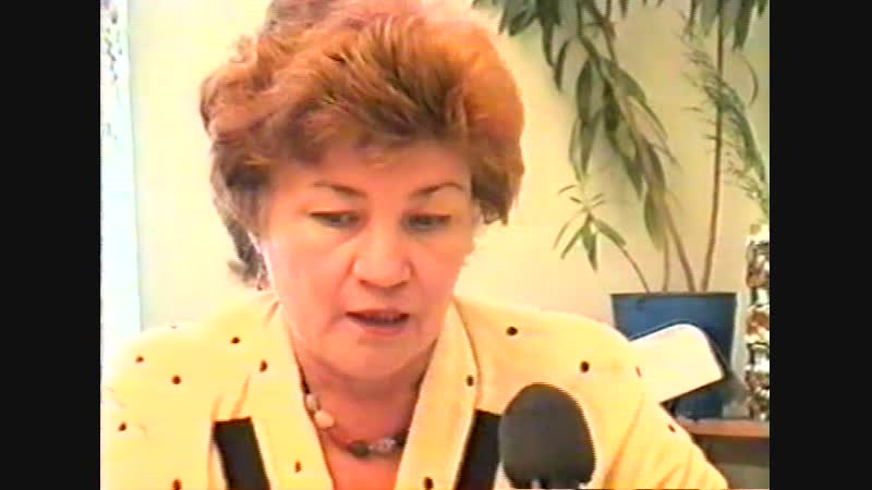 Архив ТВ-Волхов, передача от 29.06.1994