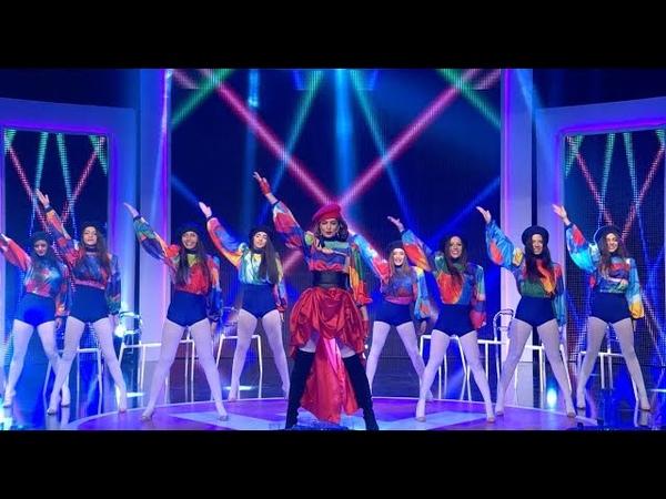 Womens Club 06 - Իվետա Մուկուչյան և Sona Yesayan Dance Studio - Հայաստանի Աղջիկներ