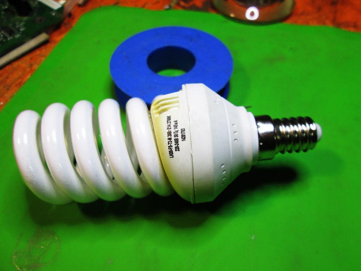 Немного о запланированном устаревании ламп