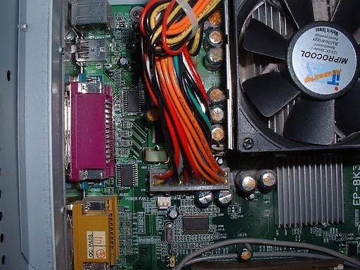 Почему отключается компьютер сам по себе Ремонт, настройка компьютера