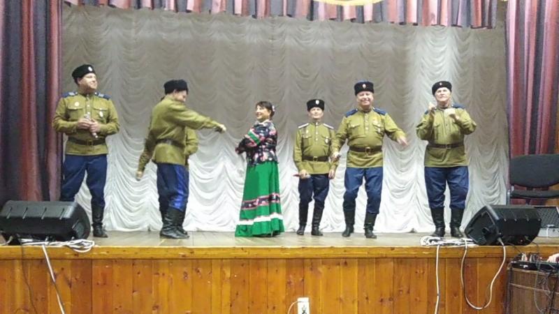 Группа Гармония В Деревне Новоникольске