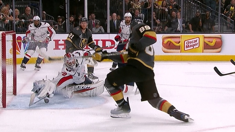 Braden Holtby saves game with miraculous stop