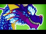 Что изменилось в игре DragonVale? Новые драконы.