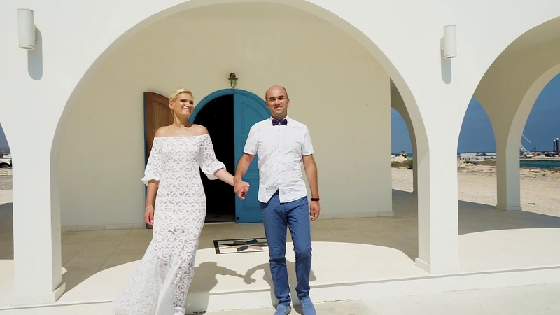 Свадебный видео ролик на Кипре , Wedding Cyprus , Свадьба заграницей