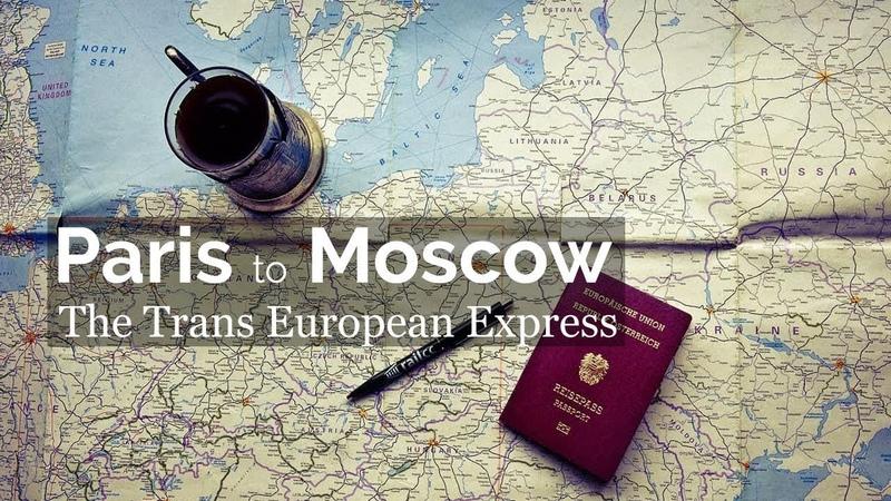Paris Berlin Moscow Express - Nigh Train