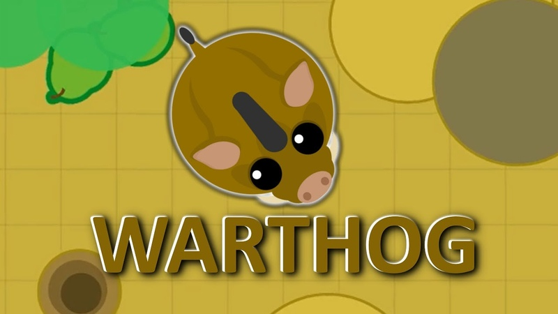 MOPE.IO *NEW* Warthog CHARGES IN MOPE WORLD DesertUpdate TEASER 69