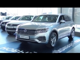 Обзор нового Volkswagen Touareg
