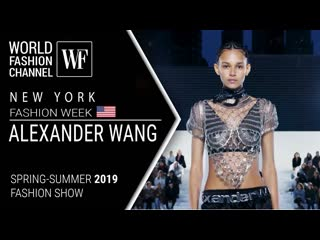 Alexander Wang | Spring-Summer 2019 | New York Fashion Week