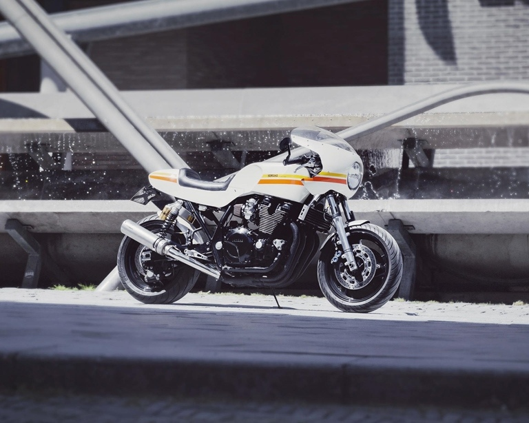 Wrench Kings: кастом Yamaha XJR1300