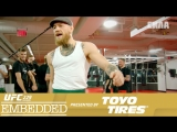 UFC 229 Embedded Vlog Series - Episode 1