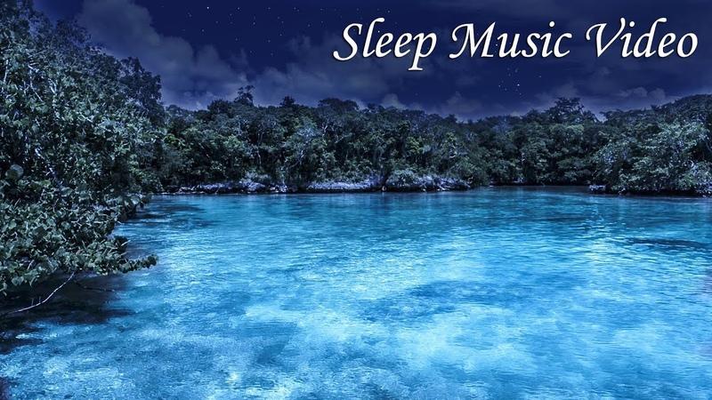 Música Relajante para Dormir con Laguna Dominicana y Sonido de Olas Suaves Anti Estrés