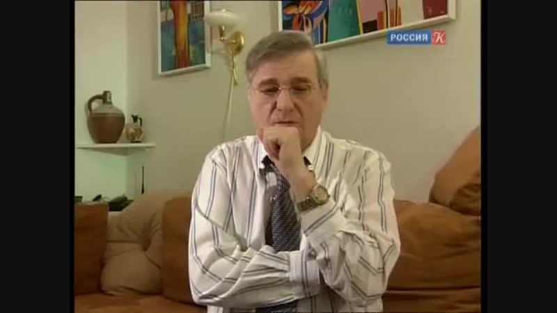 Георгий Гаранян О времени и о себе Документальный фильм 2001
