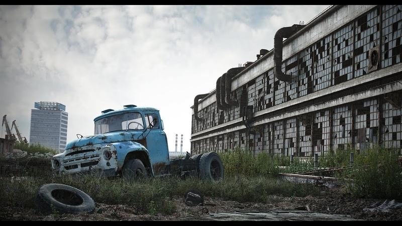УЖАСАЮЩИЕ МОМЕНТЫ погибающего завода ЗИЛ