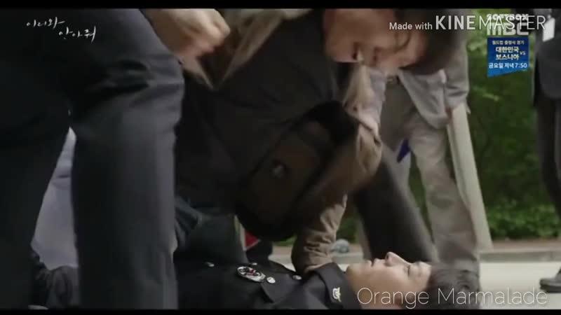 Отрывок из дорамы «Приди и обними меня» 05 серия. Озвучка SOFTBOX