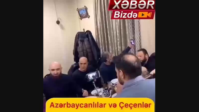 Cecenci... azarbayjanci nashiy brat
