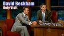 David Beckham Gets A Reaction From Lesbian Row His Only Appearance 720