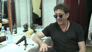Григорий Лепс в Кишиневе. Интервью программе