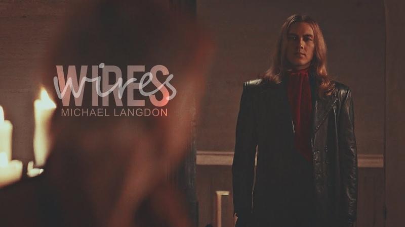 Michael Langdon | American Horror Story || Американская история ужасов (сериал 2011 – ...)
