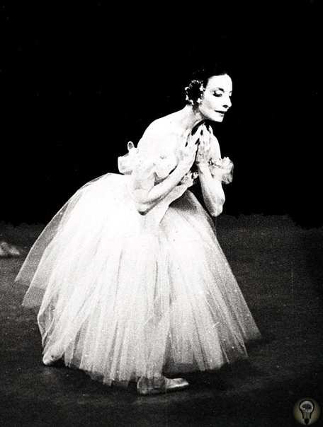 Алисия Алонсо  легенда кубинского балета.