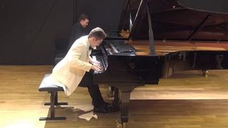 24.11.18 V. Malinin & T. Vladimirov in concert in the Chamber Hall of the EAMT, Tallinn, Estonia