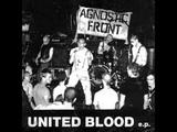 AGNOSTIC FRONT - United Blood Full 7'' Vinyl 1983