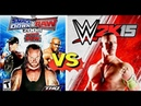 WWE Smackdown VS Raw 2008 Finishers VS WWE 2K15 Finishers Comparison👏😍WHO IS THE BEST 👏😍