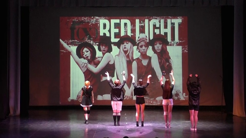 GRΛCE - F(x) - RED LIGHT (ZFest18)