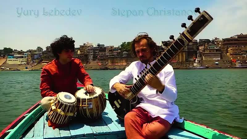Раги Ганги Ganges Ragas On the boat