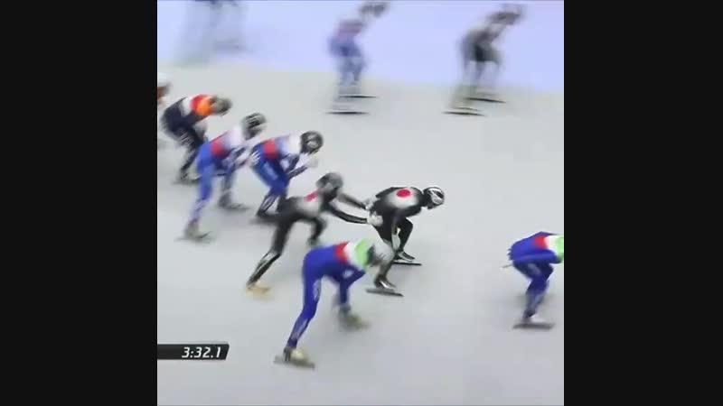 Shorttrack_skating Reposted from @isuspeedskating - Основные моменты финальной остановки Кубка мира по шорт-треку теперь доступн
