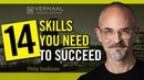 14 Skills You Need To Succeed In Your Career for Designers and Entrepreneurs